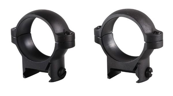 "Weaver Style 1"" Burris Zee Mounts From Shepherd Scopes"