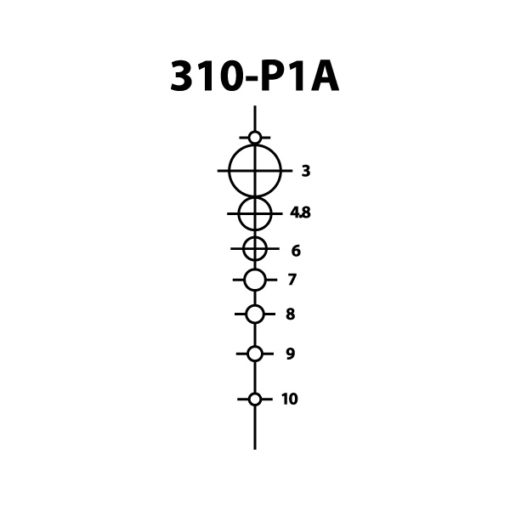 Shepherd P1A Dual Reticle System for long range hunting