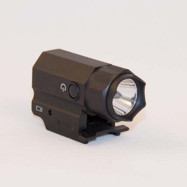 150UM-undermount-tactical-Cree-LED-Flashlight
