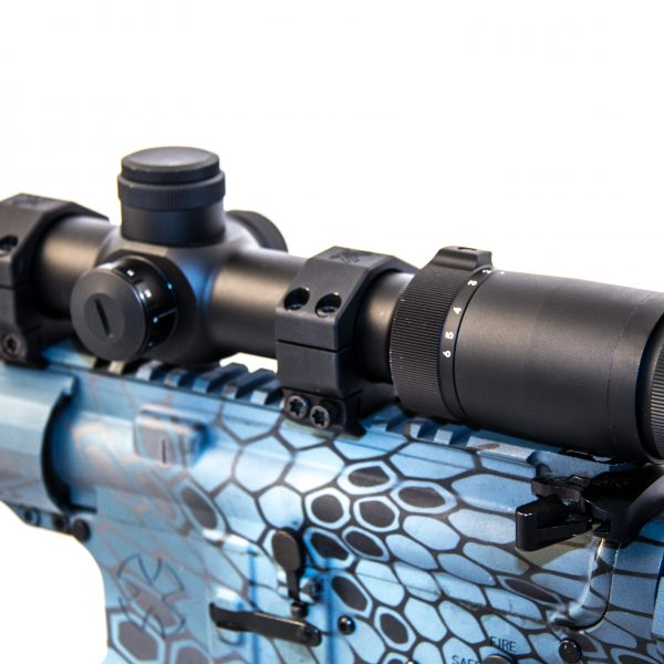 Shepherd CQB Tactical Weapon Sight Mounted on M4