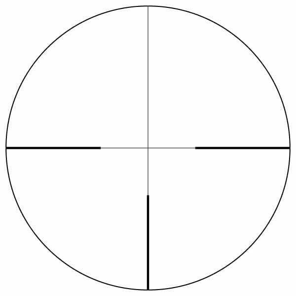 2.5-15x50 Crosshair