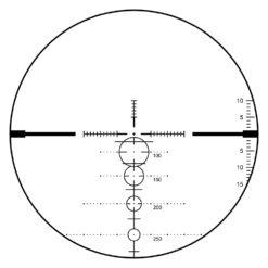 Shepherd Scopes 4-16x BRS-22LR Reticle
